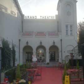 Schrijversopleiding Grand Theatre Breda