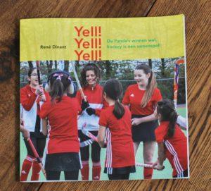 Boek Yell, Yell, Yell! De Panda's winnen wel, hockey is een samenspel